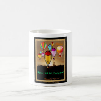 Hot Air Balloons in Reno Mugs & Cups