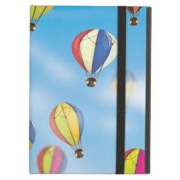 Hot Air Balloons iPad Air Cover
