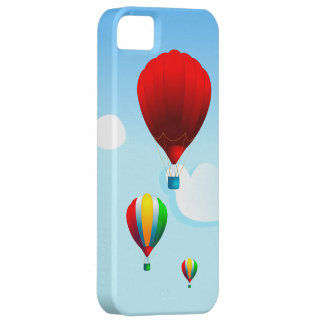 Hot air balloons, iPhone 5 case