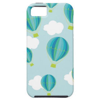 Hot air balloons iPhone SE/5/5s case
