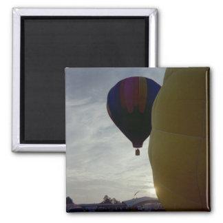 Hot Air Balloons Magnet
