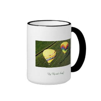Hot Air Balloons Mug