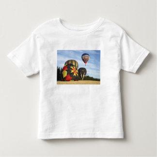 Hot Air Balloons near Wanaka, South Island, New Toddler T-shirt