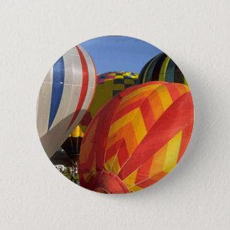 Hot Air Balloons Pinback Button