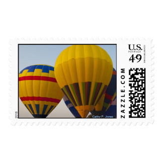 Hot Air Balloons Postage Stamps