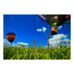 Hot Air Balloons Posters