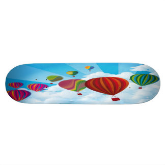Hot Air Balloons Skateboard