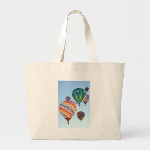 Hot Air Balloons Tote Bags