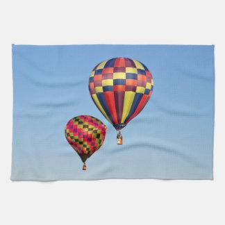 Hot Air Balloons Towel