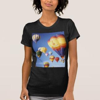 Hot air balloons tees