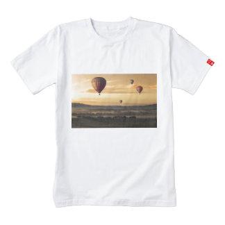 Hot air balloons zazzle HEART T-Shirt