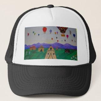 Hot Air Baloons Ball Cap