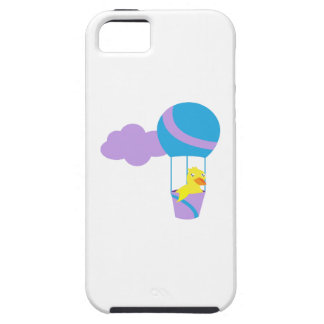 Hot Air Duck iPhone 5 Covers