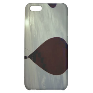 Hot Air Launch iPhone 5C Cover