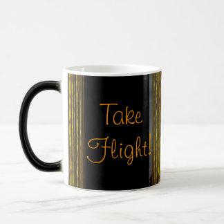 Hot Air Launch Magic Mug