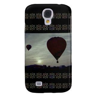 Hot Air Launch Samsung Galaxy S4 Cases