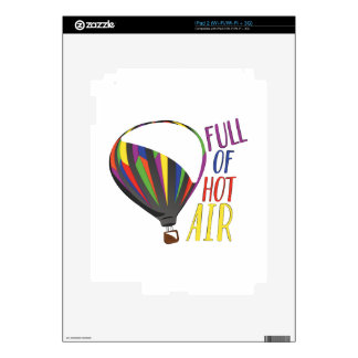 Hot Air Skins For The iPad 2