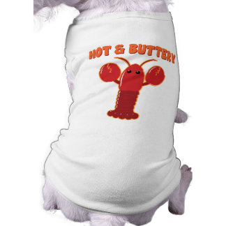 Hot and Buttery Lobster T-Shirt