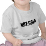 Hot and Cold MN Weather Tshirt