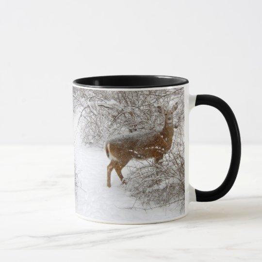 Hot And Cold Mug