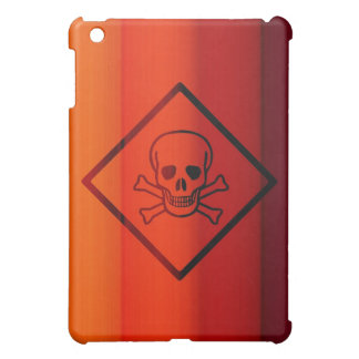 Hot and Danger Look, Spicy iPad Mini Cover