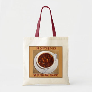 Hot and Sour Soup Tote Bag