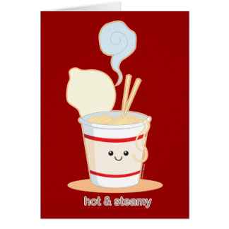 Hot and Steamy Cards