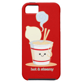 Hot and Steamy iPhone 5 Case