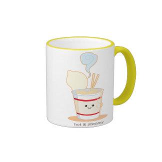 Hot and Steamy Coffee Mugs