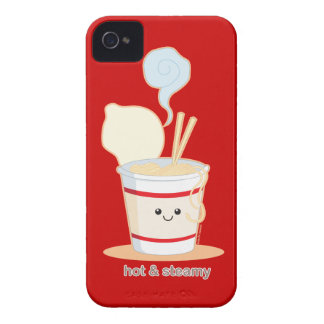 Hot and Steamy iPhone 4 Case-Mate Case