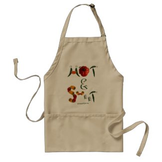 Hot and Sweet apron