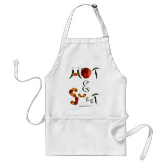 Hot and Sweet Aprons