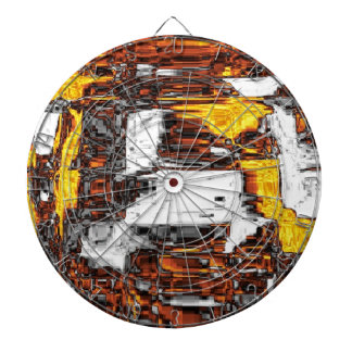 hot and wild, fire dartboards