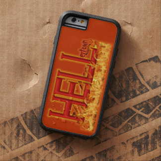 Hot as HELLertown phone cover