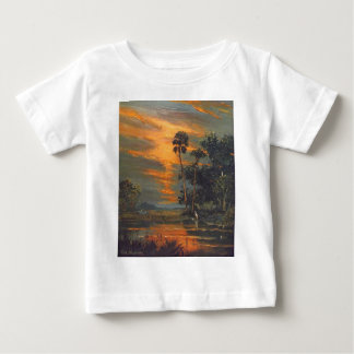 Hot August Firesky Baby T-Shirt