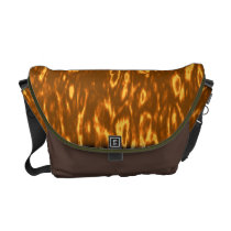 Hot Autumn Soup Messenger Bag