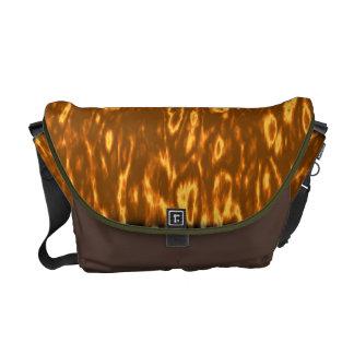 Hot Autumn Soup Messenger Bag