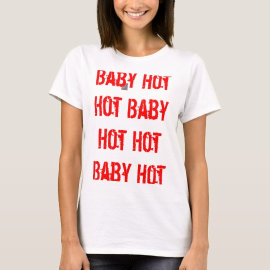 Hot Baby Hot Jalapenos T-Shirt