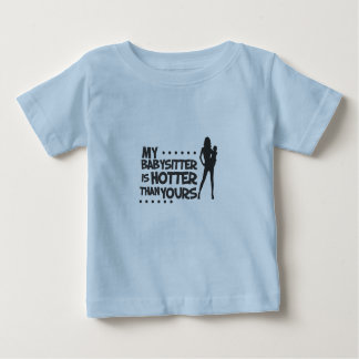 hot babysitter tee shirt