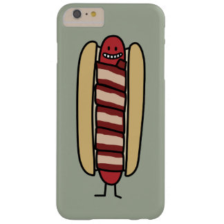 Hot Bacon Wrapped Hotdog Barely There iPhone 6 Plus Case