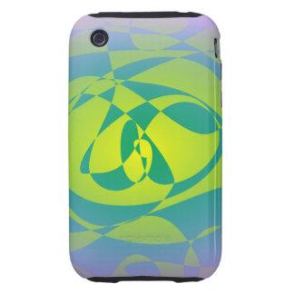 Hot Bath iPhone 3 Tough Cover