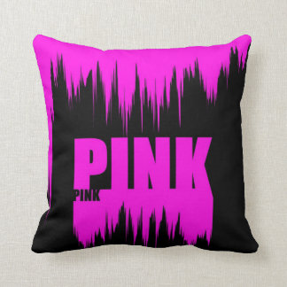Hot big pink soft pillows for any teenger girl