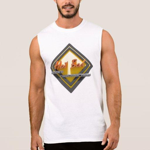 Hot Bod Under Construction Cotton Sleeveless T Sleeveless Shirt Tank Tops, Tanktops Shirts