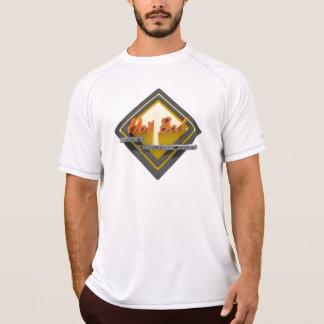 Hot Bod Under Construction Muscle T T-Shirt