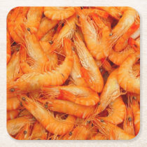 Hot Boiled Shrimp Coasters