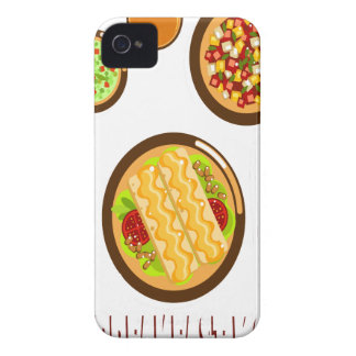 Hot Breakfast Month - Appreciation Day iPhone 4 Case
