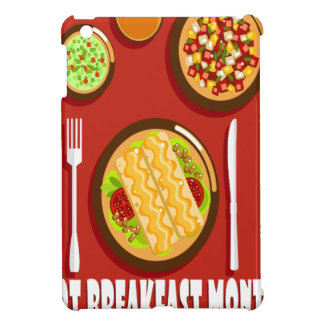 Hot Breakfast Month February - Appreciation Day Case For The iPad Mini