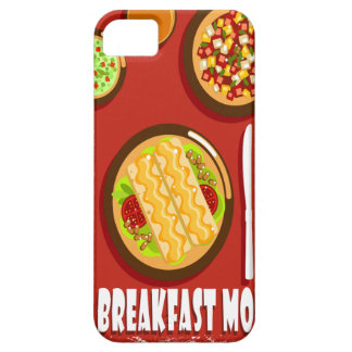 Hot Breakfast Month February - Appreciation Day iPhone SE/5/5s Case