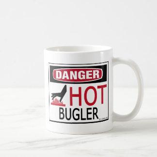 Hot Bugler Coffee Mug