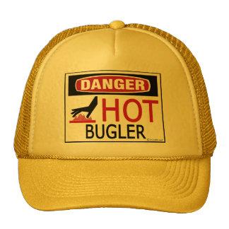 Hot Bugler Trucker Hat